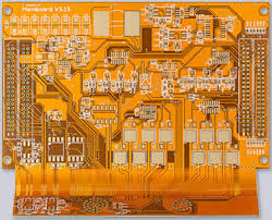 LCM module Flexible Circuits board