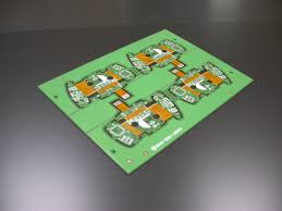 double-sided hollow flexible pcb hot bar soldering rigid flex pcb