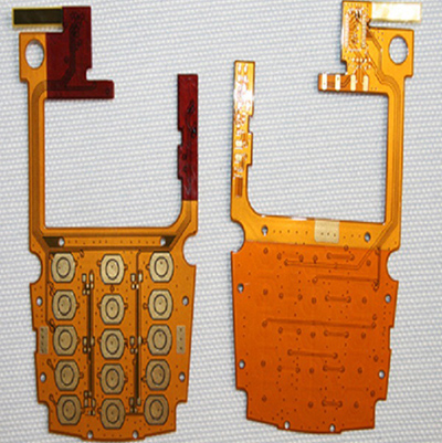 Cell Phone Keyboards Flexible Circuits