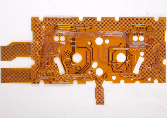 2 Layer Flexible Circuits