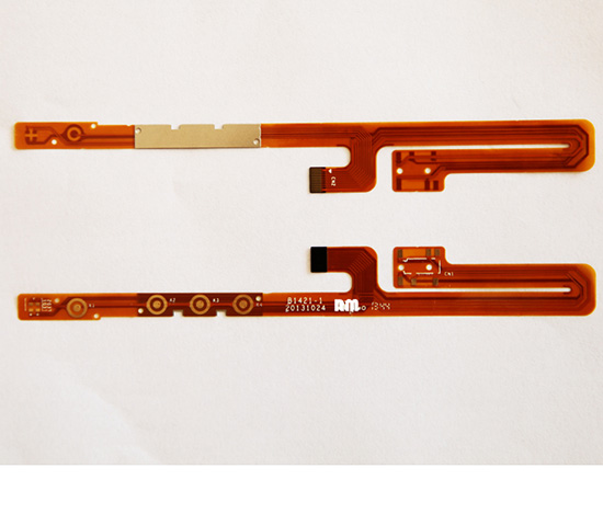 Touching Remote Control Flexible PCB