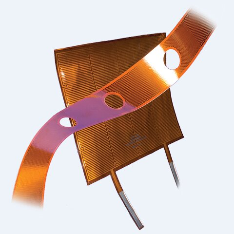 Flexible Polymide FPC Heaters