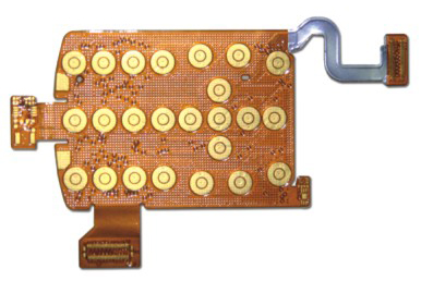 membrane switch flexible circuit